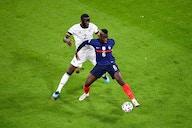"""Looks unfortunate"" – Rudiger denies biting Man United star during their Euros clash"