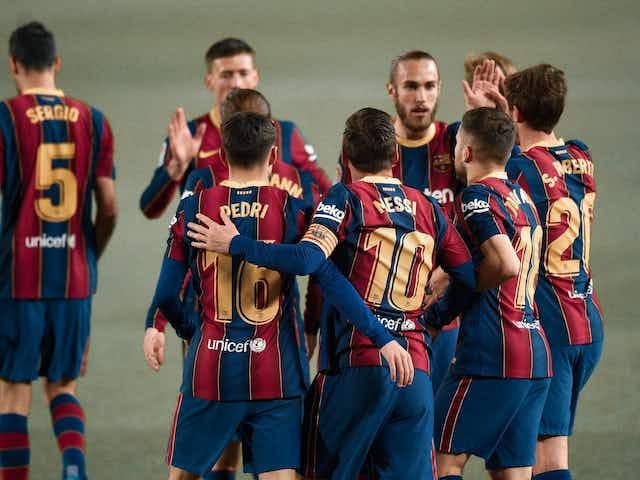 Barcelona 5-2 Getafe: Match Review