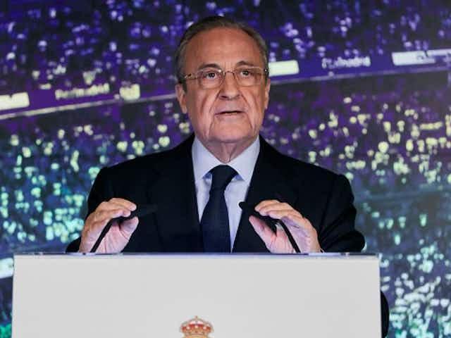 Florentino Pérez seguirá como presidente del Real Madrid