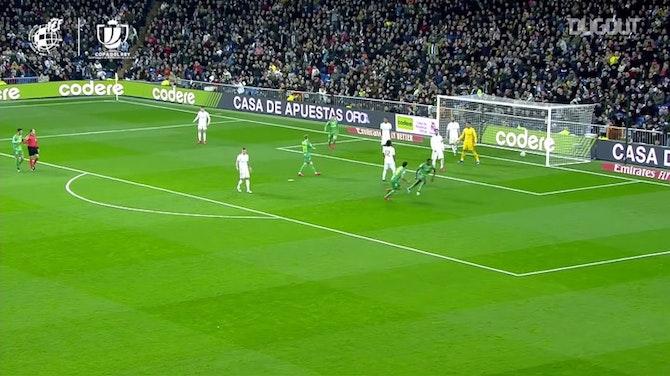 La superbe volée d'Alexander Isak contre le Real Madrid