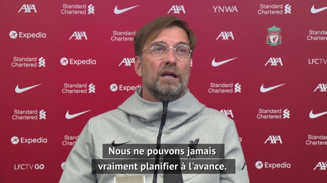 """Liverpool - Klopp : """"Mbappé va-t-il partir ou non ?"""""""