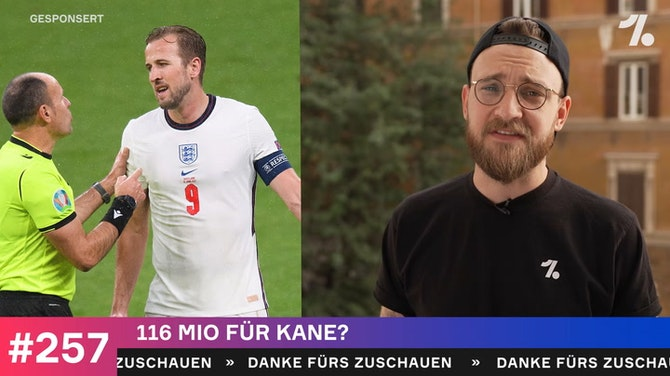 Mega-Transfer: 116 Millionen für Kane?