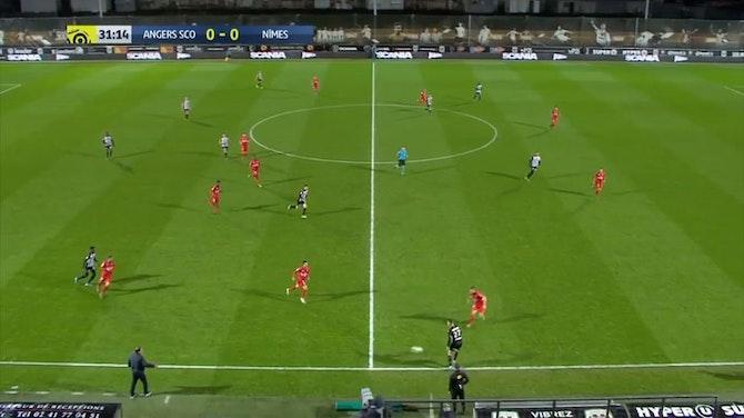 Ligue 1: Angers - Nimes | DAZN Highlights