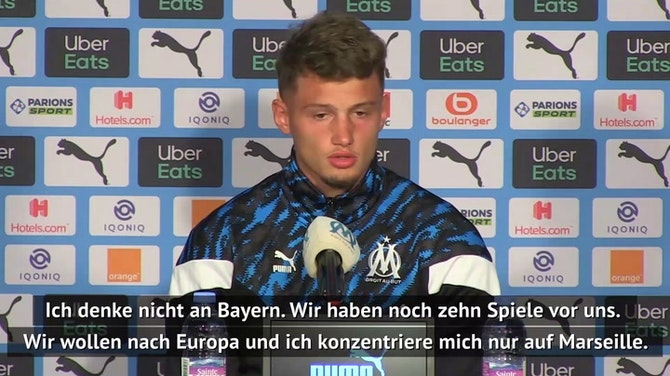 Bayern-Leihgabe Cuisance: Möchte bei OM bleiben