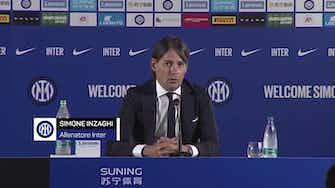 "Anteprima immagine per Inzaghi: ""Puntavo su Eriksen ma abbiamo Calhanoglu"""