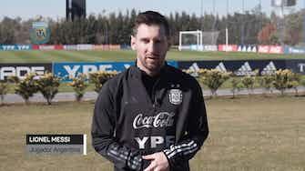 "Imagen de vista previa para  Leo Messi: ""Estamos formando un grupo muy fuerte"""