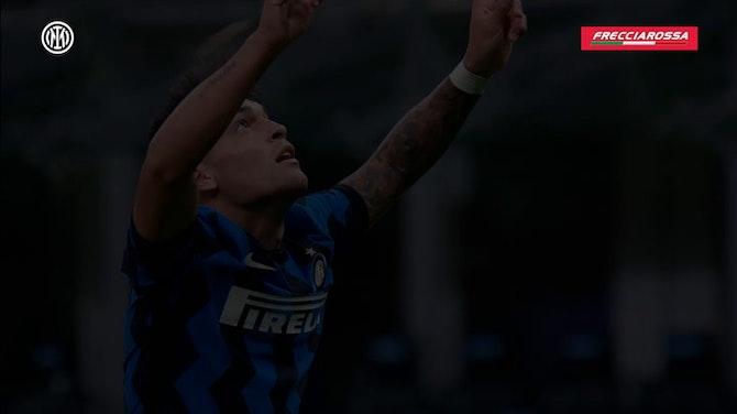 Anteprima immagine per Il meglio di Lautaro Martinez nella stagione 20-21