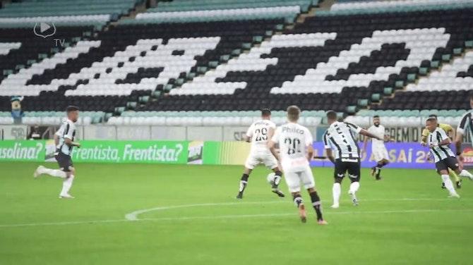 Preview image for Marcos Guilherme and Marinho secure a point for Santos against Grêmio