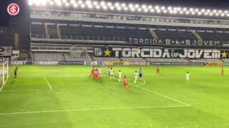 Preview image for Gabriel Mercado and Yuri Alberto secures a draw for Internacional against Santos