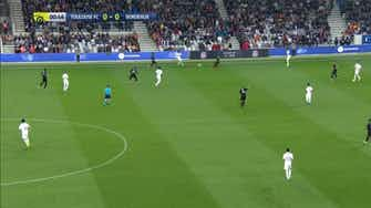 Vorschaubild für Ligue 1: Toulouse - Bordeaux   DAZN Highlights