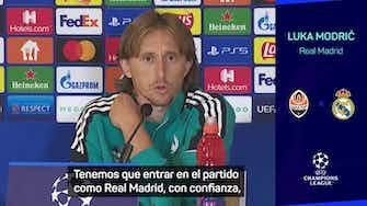 "Imagen de vista previa para Modric: ""No veo sentido a un Mundial cada dos años"""