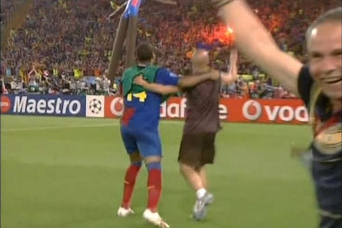 Pep Guardiola führt Barcelona zum Champions League Titel 2008/09