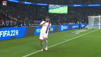 Anteprima immagine per Il gol di Lucas Paquetá contro il Paris Saint-Germain
