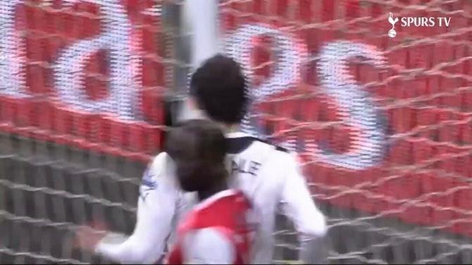 Gareth Bale's fantastic speed