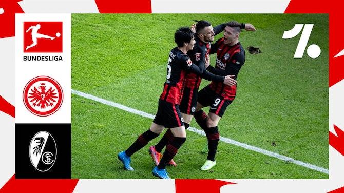 Veja os lances de Eintracht Frankfurt vs. Sport-Club Freiburg   05/22/2021
