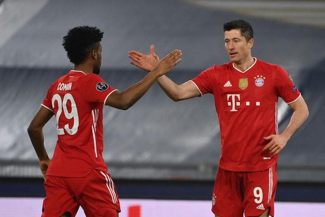 Lewandowski bekennt sich zum FC Bayern, Coman will zum Top-Verdiener aufsteigen