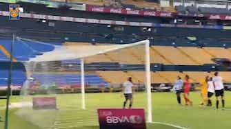 Preview image for Jana Gutiérrez's first goal for Tigres Femenil