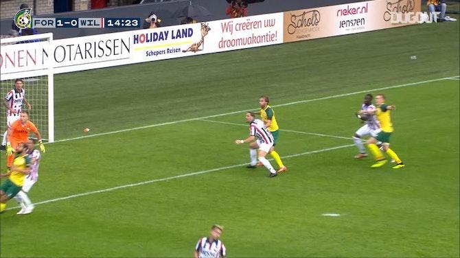 Fortuna Sittard's incredible eight-goal thriller vs Willem II