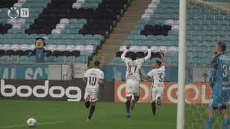 Preview image for Corinthians beat Grêmio in the eighteenth round of 2021 Brasileirão Série A