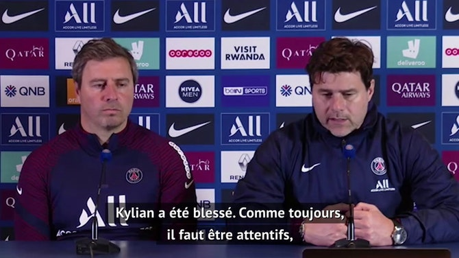 Demies - Mbappé, Ramos, Verratti : l'essentiel de la conf' de Pochettino avant Montpellier