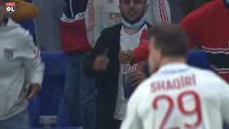 Preview image for Xherdan Shaqiri's first Olympique Lyonnais goal