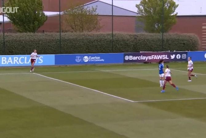 Kim Little nets dramatic late winner vs Everton
