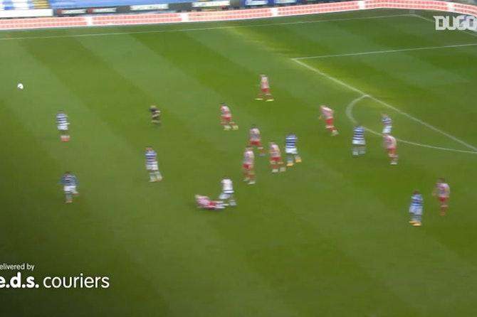 Jacob Brown nets first Stoke City league goal