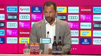 Vorschaubild für Salihamidzic lässt Süles Bayern-Zukunft offen