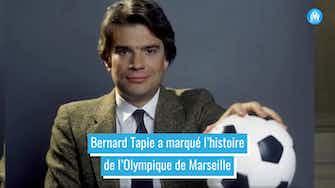 Image d'aperçu pour L'héritage de Bernard Tapie à l'Olympique de Marseille