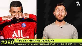 Preview image for PSG set deadline for Mbappe