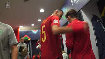 Imagen de vista previa para Desde dentro: El histórico debut de Gavi con España