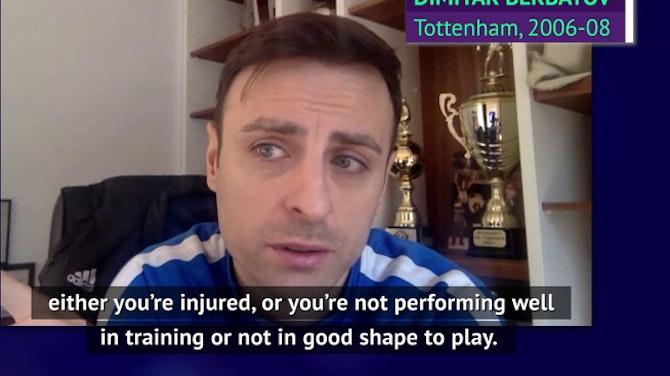 Berbatov disappointed with Bale's Tottenham comeback