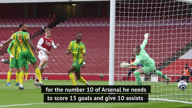 Arteta praises goalscorers Smith Rowe and Willian in Arsenal win