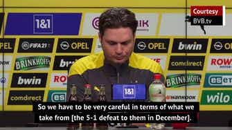 Preview image for Terzic hopes Dortmund can bring 'anger' to Stuttgart clash