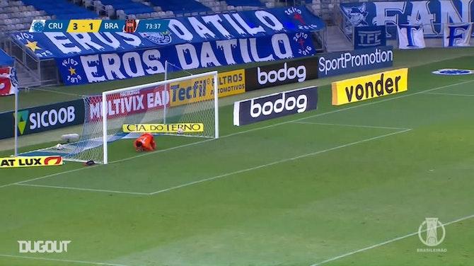 Preview image for Rafael Sóbis' incredible halfway line goal vs Brasil de Pelotas