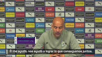 "Imagen de vista previa para Guardiola: ""Aprendí mucho de Arteta, va a reencaminarse"""
