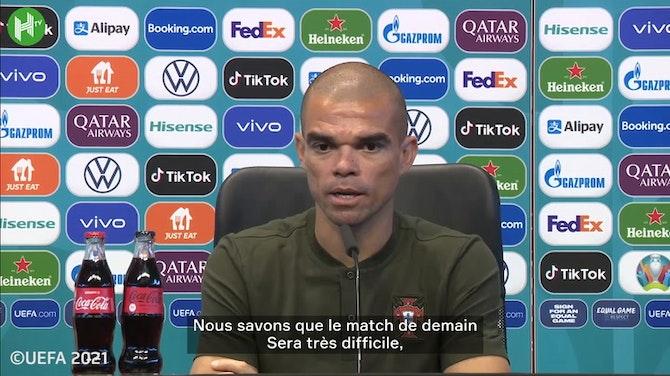 """Image d'aperçu pour Pepe : """"Nous ne comptons que sur nous-mêmes"""""""
