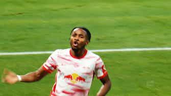 Imagen de vista previa para Christopher Nkunku's two goals vs Bochum