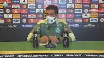 Imagem de visualização para Abel Ferreira analisa estratégia do Palmeiras contra o Atlético-MG