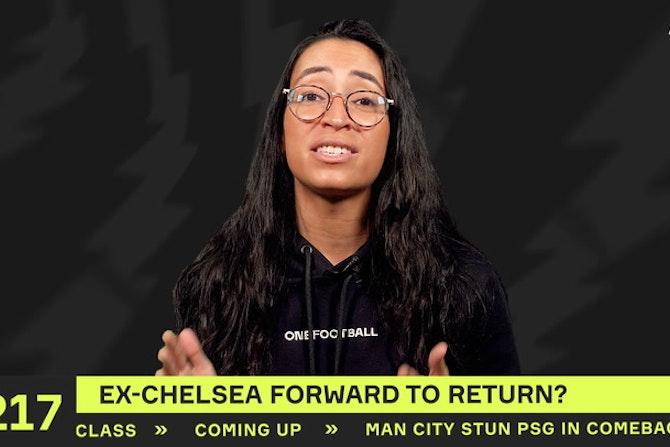 Forward in SHOCK RETURN to Chelsea?
