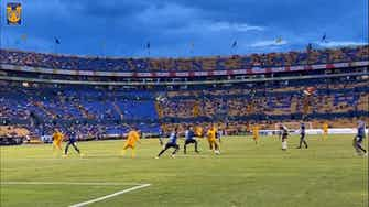 Imagen de vista previa para El golazo de Nico López ante Querétaro, desde a pie de campo