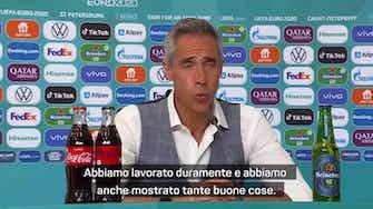 """Anteprima immagine per Polonia, Sousa: """"Non meritavamo l'eliminazione"""""""