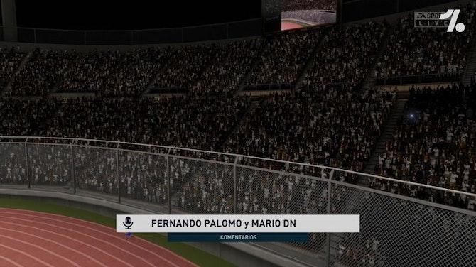 Ida de la final Pumas vs León en FIFA 21 NEXT GEN de PS5
