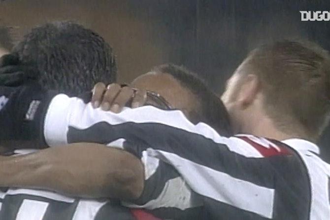 Zambrotta's amazing goal vs AC Milan