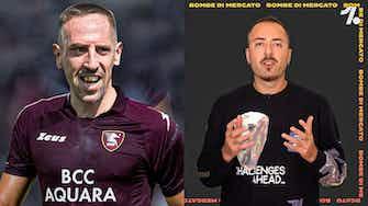 Anteprima immagine per Salernitana, Ribery per la SALVEZZA?!