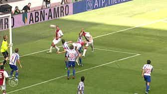 Preview image for Thomas Vermaelen's header against Heerenveen
