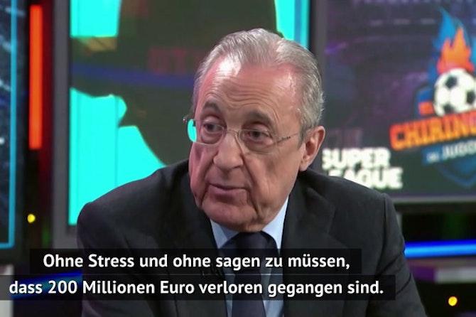 "Perez: ""Will mit Super League den Fußball retten"""