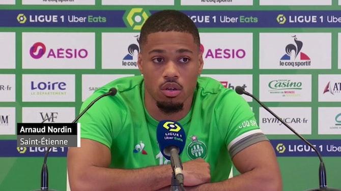 "FOOTBALL : Ligue 1 : 36e j. - Nordin : ""Un objectif commun"""
