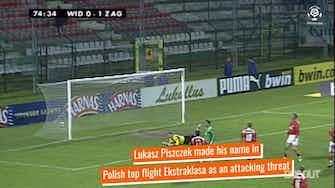 Preview image for Lukasz Piszczek's attacking days in the Ekstraklasa