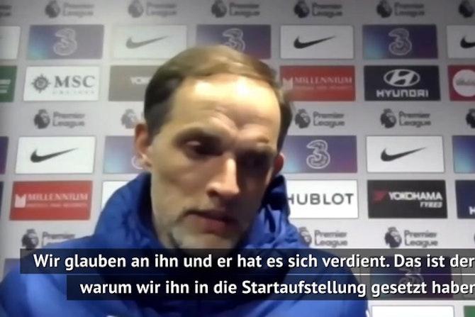 Tuchel: Kepa hat sich FA-Cup-Finale verdient